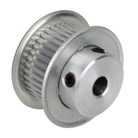 Zębatka GT2 High Quality 36 zębów - oś 5mm - na pasek 6mm - Drukarka 3D RepRap 3D CNC