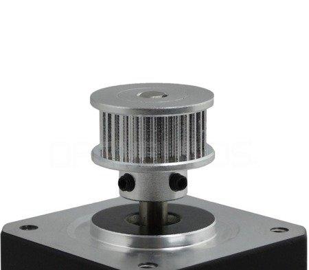 Zębatka GT2 High Quality 40 zębów - oś 8mm - na pasek 6mm - Drukarka 3D RepRap 3D CNC