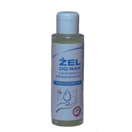 Żel do rąk o właściwościach antybakteryjnych 250ml - TermoPasty